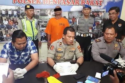 Polsek Denbar Amankan Pelaku Penganiayaan di Jalan Kartini