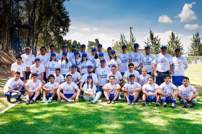 Samsung se coloca la camiseta de la inclusión en Guatemala