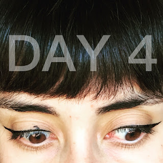 Learning How to Apply Liquid Liner (Day 4) :: 31 Days of Liquid Eyeliner