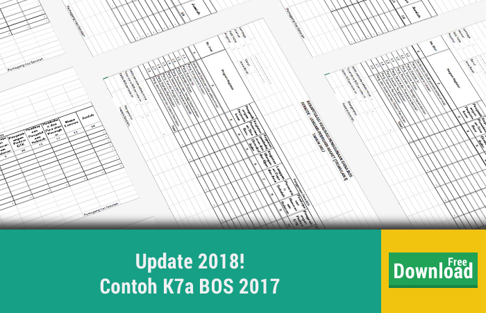 Contoh K7a BOS 2017