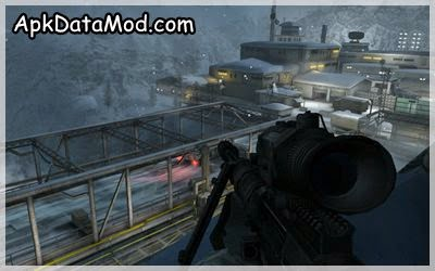 Modern Combat 3 Fallen Nation Apk sniping night