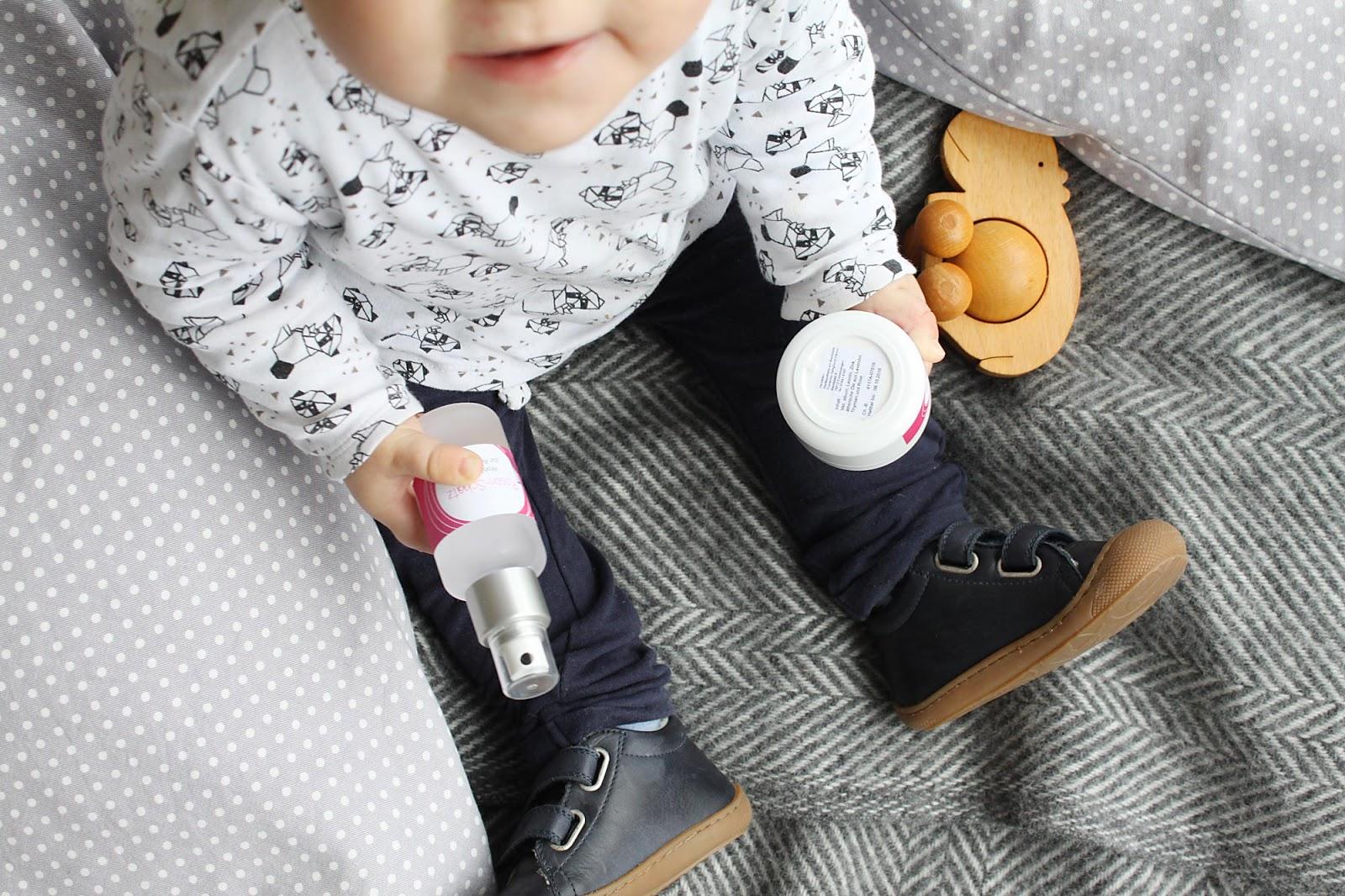 Gute und natürliche Säuglingspflege mit erlesenen Zutaten