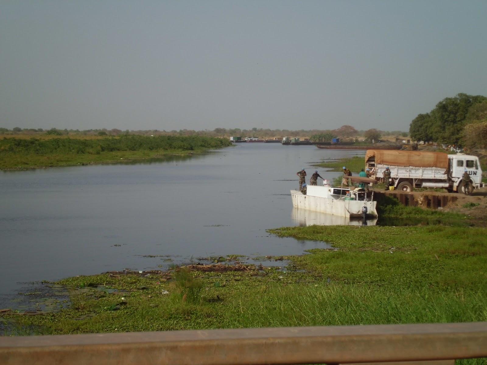 Sudan river transport company