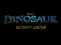 Disney's Activity Centre - Dinosaur