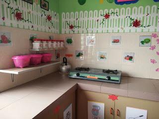 Contoh Hiasan Dapur Tandas Dan Stor Prasekolah