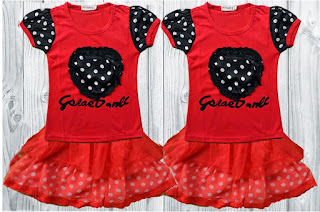 Model Baju Atasan Anak