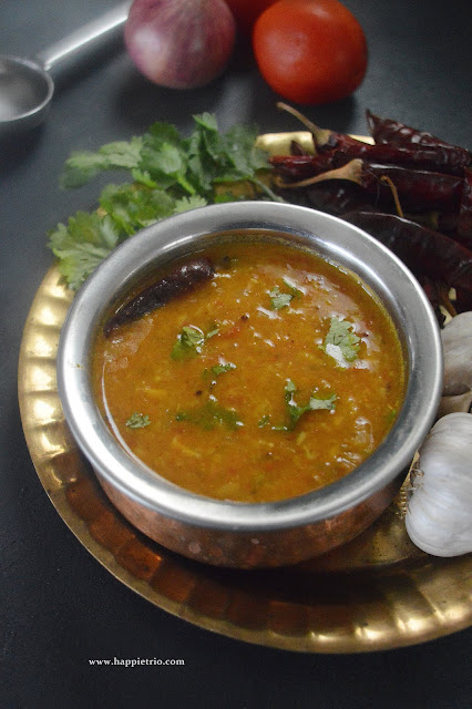 Sambar Recipe | How to make Plain Sambar
