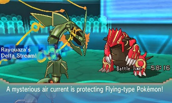 Rayquaza Is An Incredibly Powerful Dragon And Flying Type