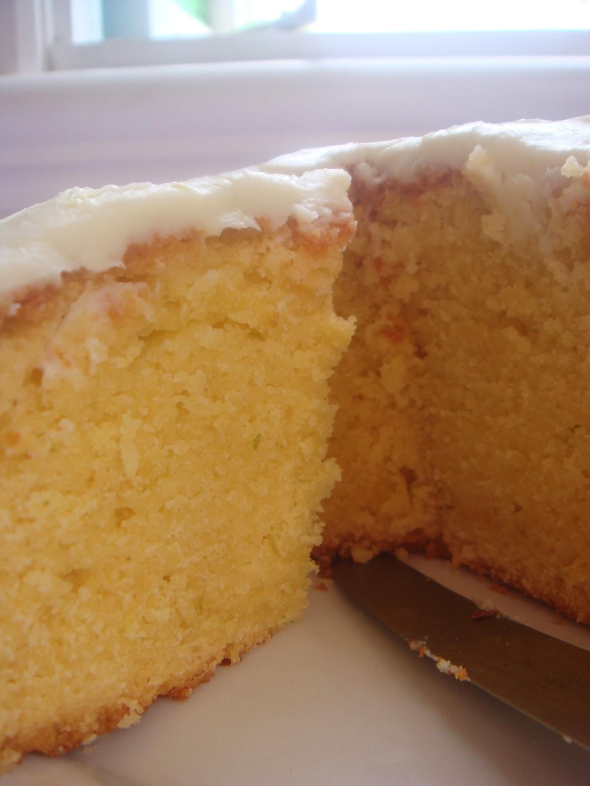 Lemon White Chocolate Mud Cake Recipe