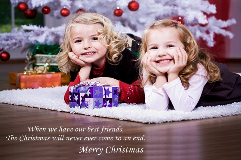 Best Friends Christmas Quotes