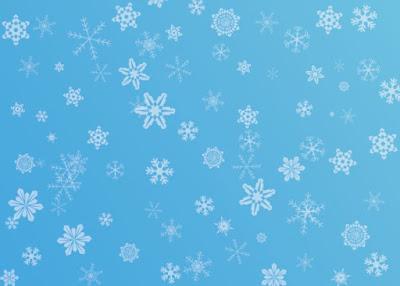 فرش التصميم انواعها واشكالها وابدااعااتها ... Photoshop Snowflake-Brushes