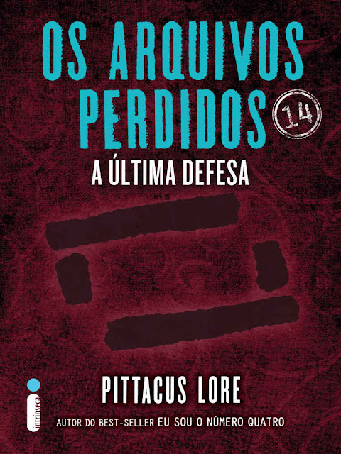 Os arquivos perdidos 14 Pittacus Lore