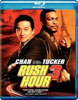 Rush Hour 3 (2007) BRRip 480p 300MB Dual Audio ( Hindi - English ) MKV