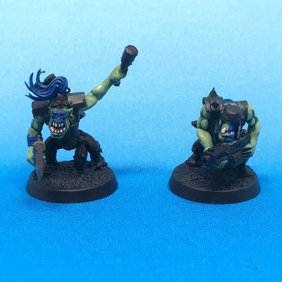 Deathskulls Orks