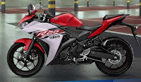 Motor Yamaha R 25 - Diablo Red