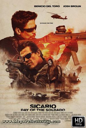 Sicario El Dia Del Soldado [1080p] [Latino-Ingles] [MEGA]