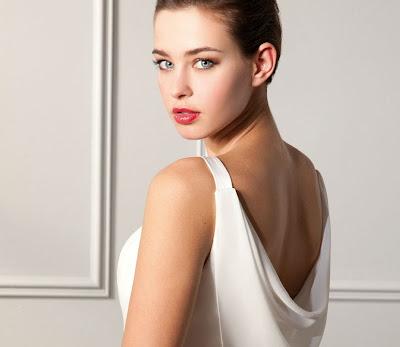 abito da sposa taglio impero Nana Couture 2014