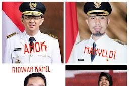 Inilah 5 Kepala Daerah Paling Tegas dan Kontroversial