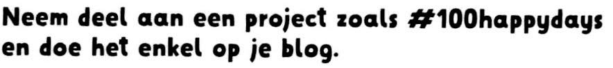 #projectblogboek