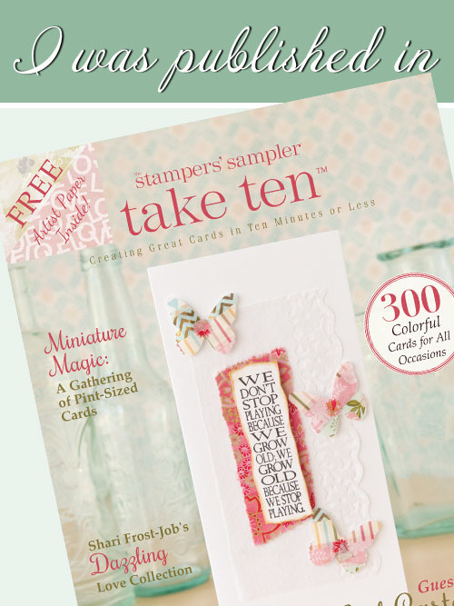 Take Ten - Winter 2016