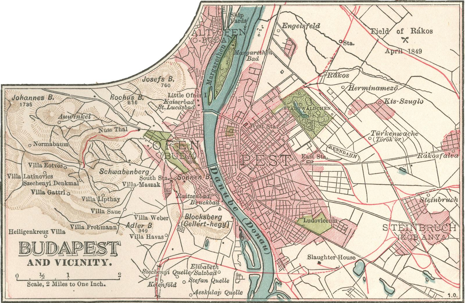 budapest térkép 1940 Old Budapest/Budapest régen: Budapest 1900   Map budapest térkép 1940