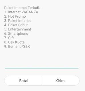 pilihan paket internetan telkomsel murah