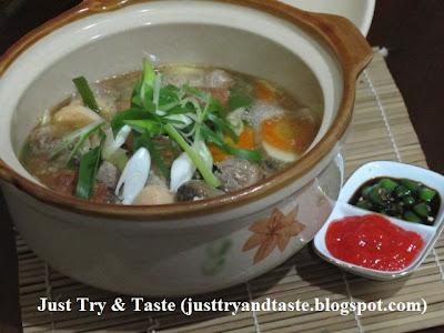 Resep Sapo Tofu Tuna JTT