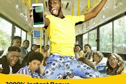 All You Need To Know About MTN 2000% Instant Bonus Offer