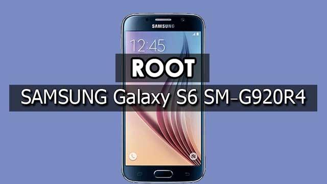 Cómo ROOTEAR Samsung Galaxy S6 SM-G920R4