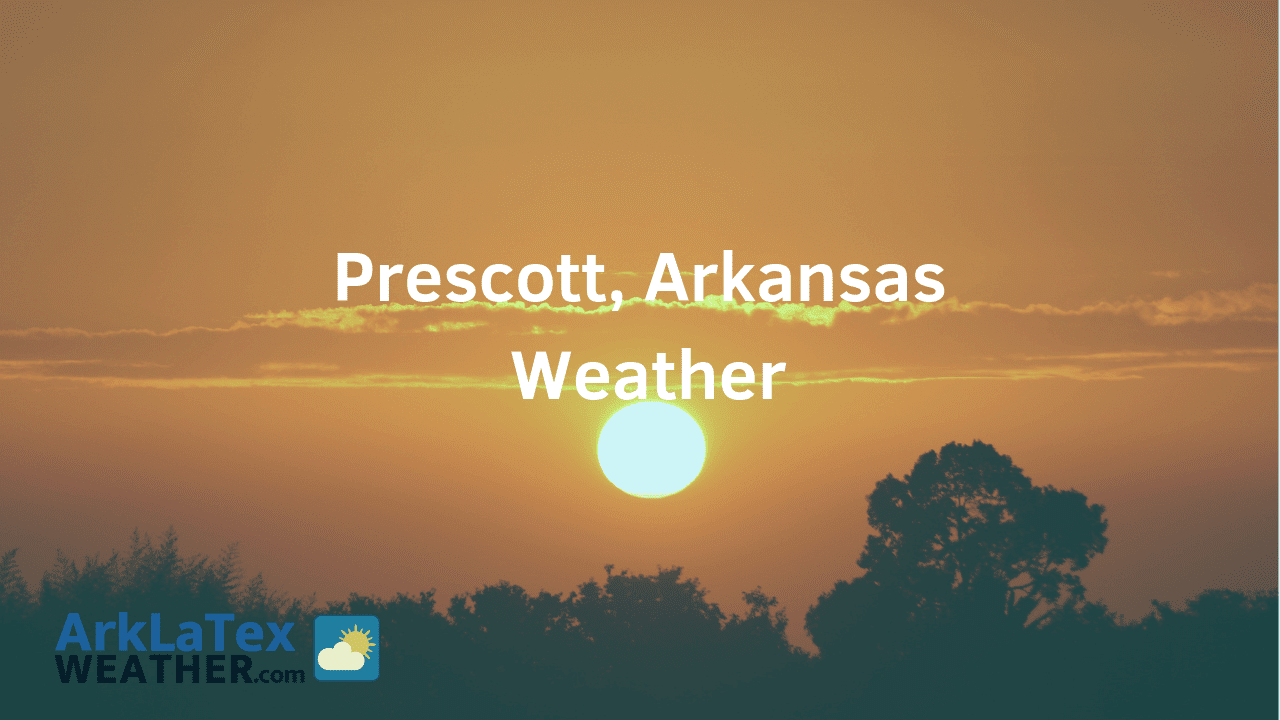 Prescott, Arkansas, Weather Forecast, Nevada County, Prescott weather, ArkLaTexWeather.com, CurleyWolf.com