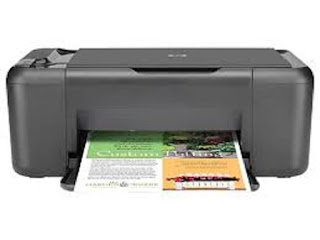 Image HP Deskjet F2483 Printer