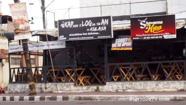 Shawarma ni Kulas - Bacolod restaurants