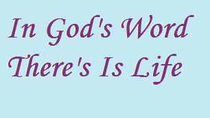 God's word has life