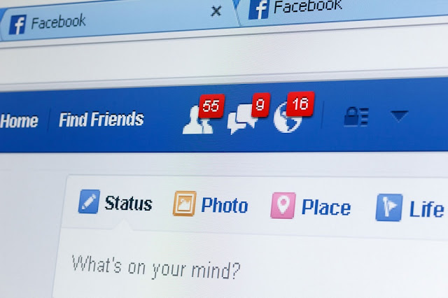 Cara Mudah Menghentikan Notification Facebook di Email