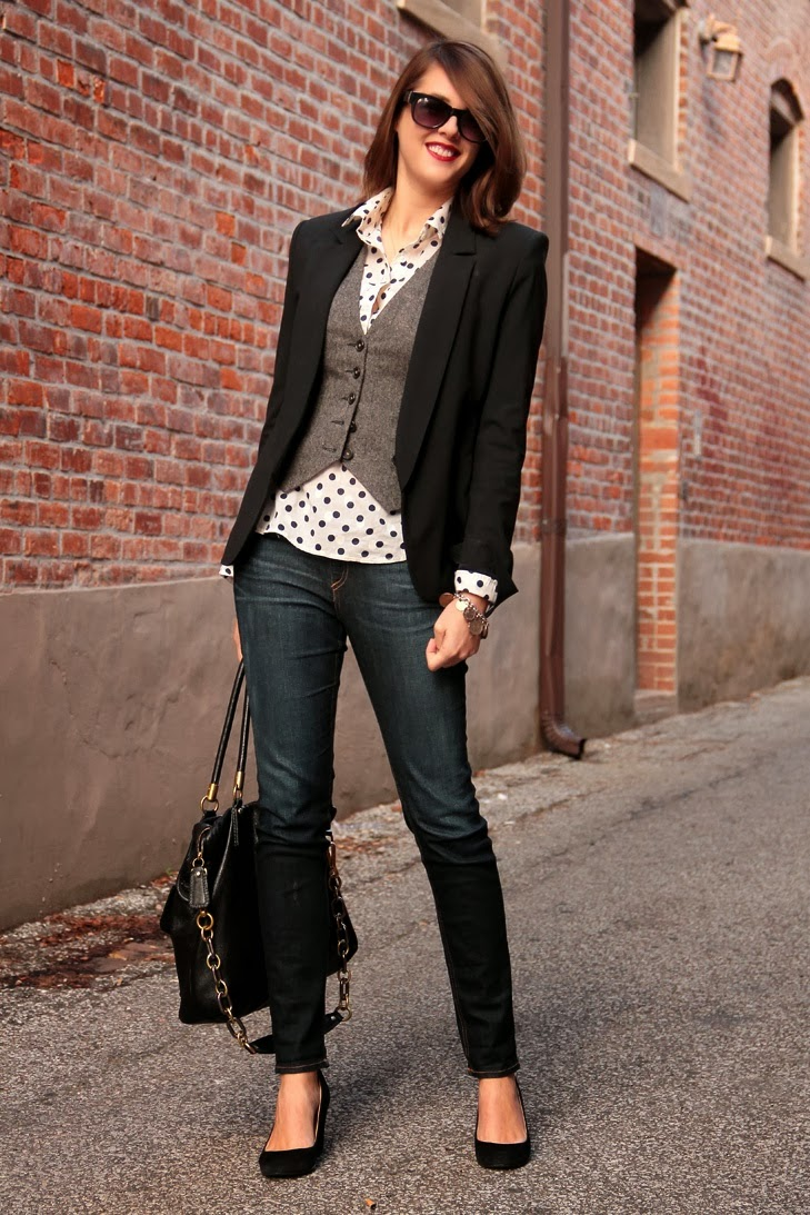 the gallivanting girl blog i'd wear that business casual