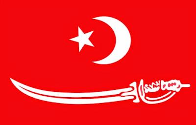 Bendera Kerajaan Aceh tempo dulu