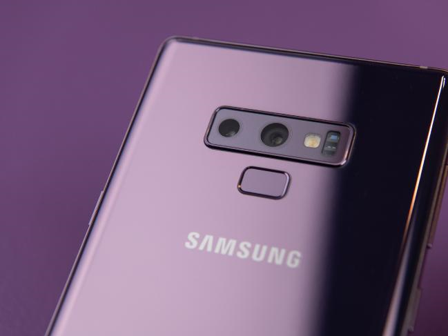 Samsung launches its most expensive smartphone 'Galaxy Note 9' | Photos