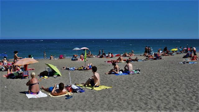 Playa Playamar o El Retiro