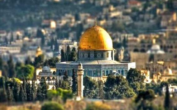 اولاد برحيل - ابراهيم ارشيق وقضية القدس
