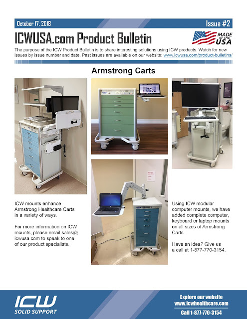 ICW's Product Bulletin Series Issue #2 - Armstrong carts