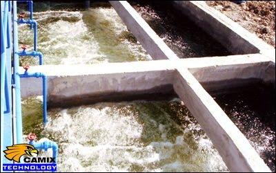 Xử lý đạt quy chuẩn hệ thống xử lý nước thải - Khử trùng nước thải