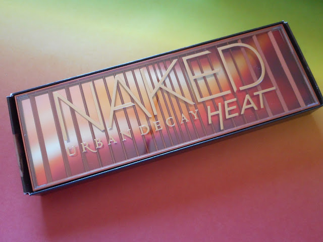 Urban Decay Naked Heat - Top