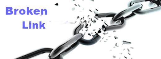 Cara cek Brokenlink pada blog kamu dan bagaimana cara memperbaikinya
