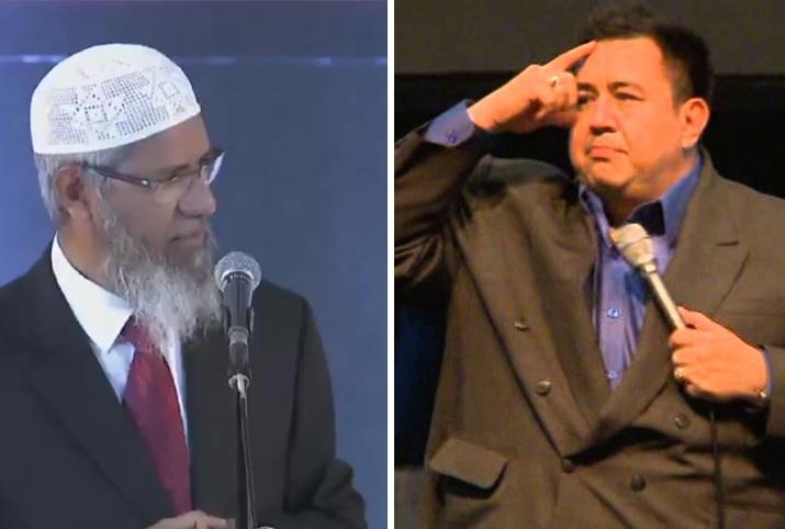 Dr Zakir Naik vs Pendeta Gilbert Lumoindong