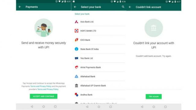 How to Use WhatsApp Payment Reward Like Paytm and Google Tez