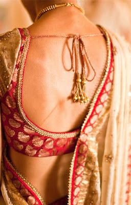 Fancy-saree-blouse-back-neck-designs-pattern-for-women-10