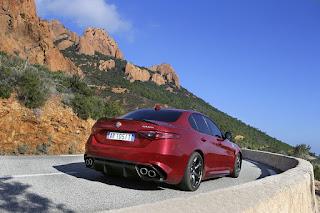 νέα Alfa Romeo Giulia
