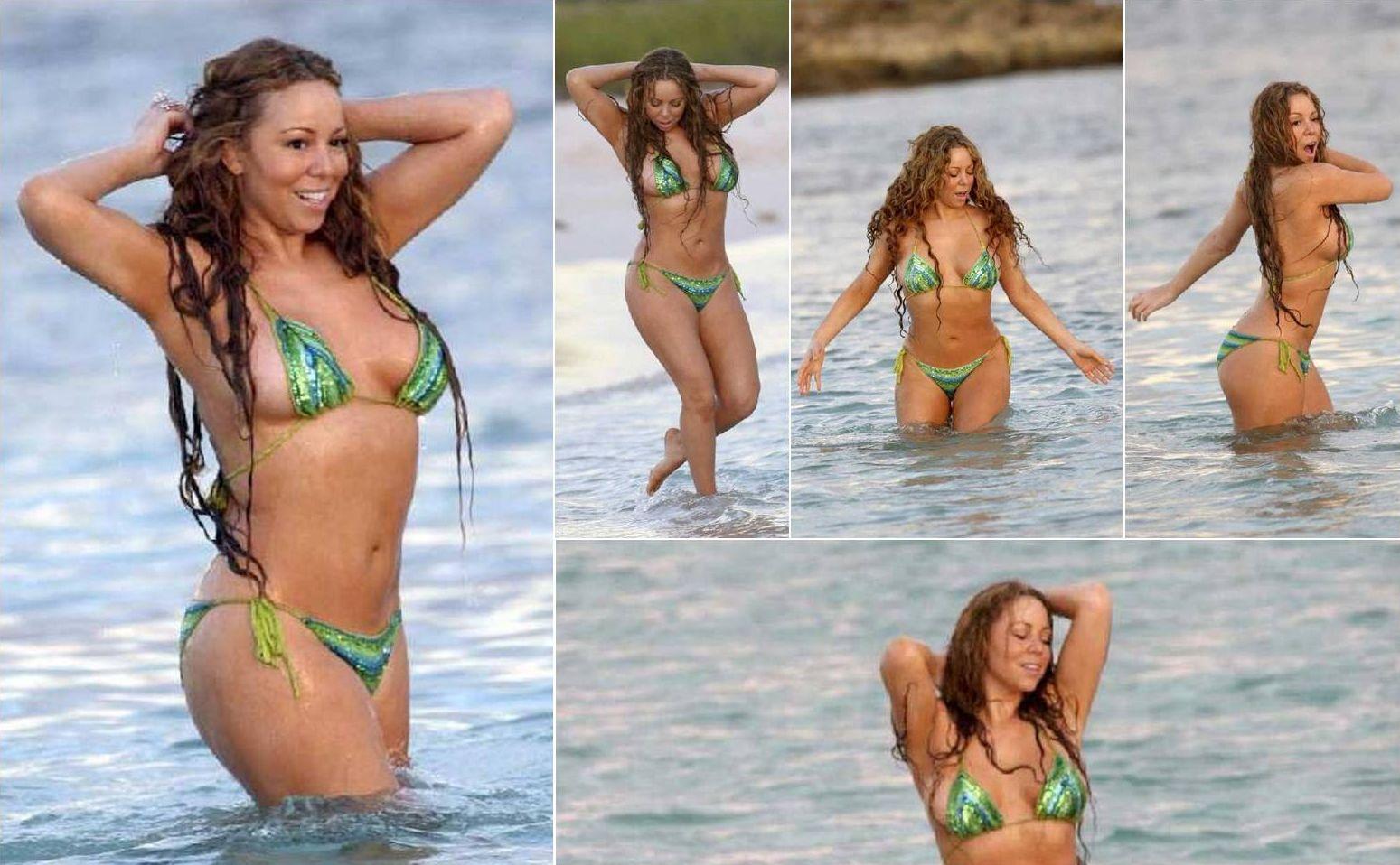 Bikini mtv honey mariah
