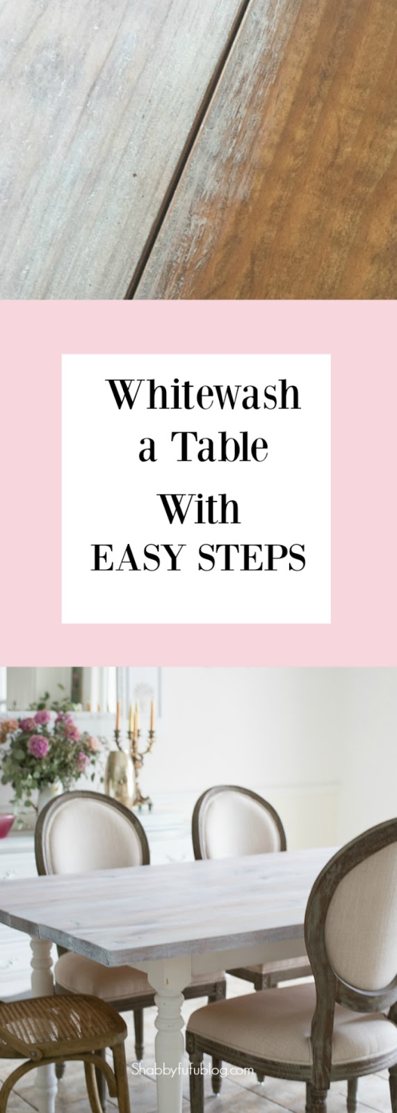 Superb how to whitewash a table