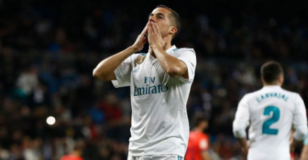 AGEN BOLA - Lucas Vazquez Buat Zidane Dalam Dilema Besar